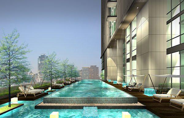 Ideo-Q-Phayathai-Bangkok-condo-for-sale-swimming-pool