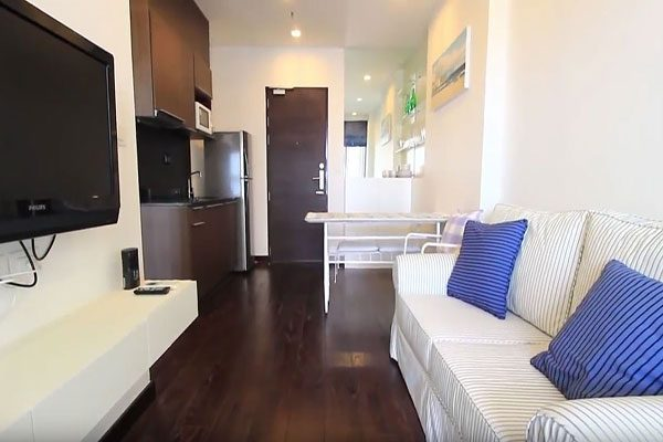 Ideo-Q-Phayathai-Bangkok-condo-1-bedroom-for-sale-2