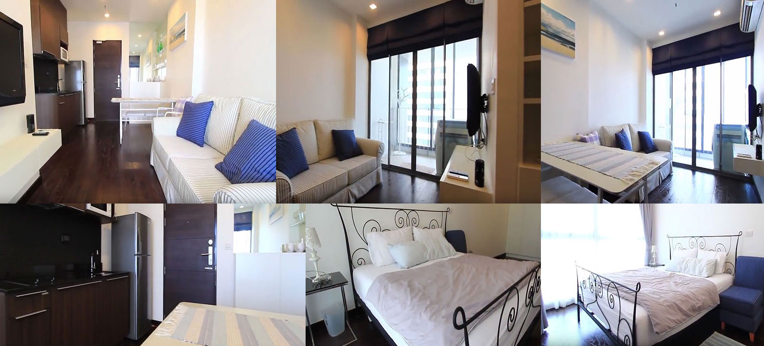Ideo-Q-Phayathai-Bangkok-condo-1-bedroom-for-sale-photo-1
